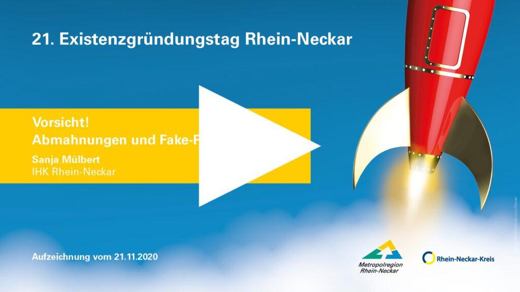 Vorsicht! Abmahnungen und Fake-Rechnungen